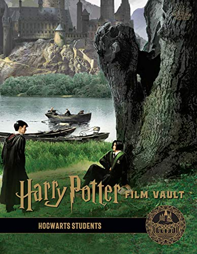 Harry Potter: Film Vault: Volume 4: Hogwarts Students (Harry Potter Beast Vault)