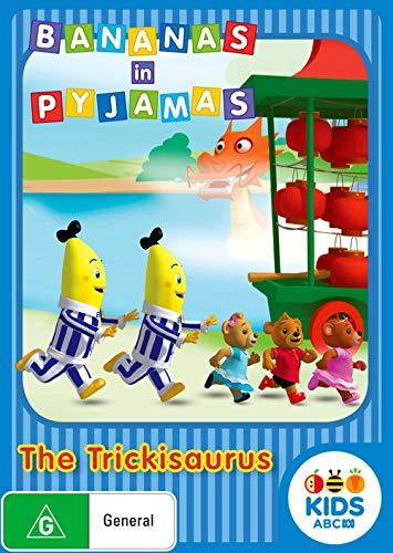Bananas in Pyjamas - The Trickisaurus [NON-USA Format / PAL / Region 4 Import - Australia] (In Pajamas Dvd Banana)