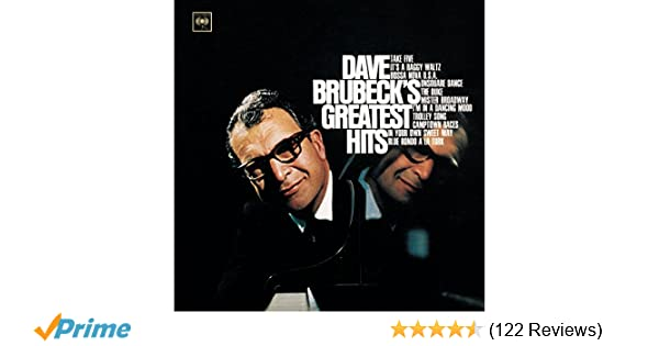 dave brubeck greatest hits lp