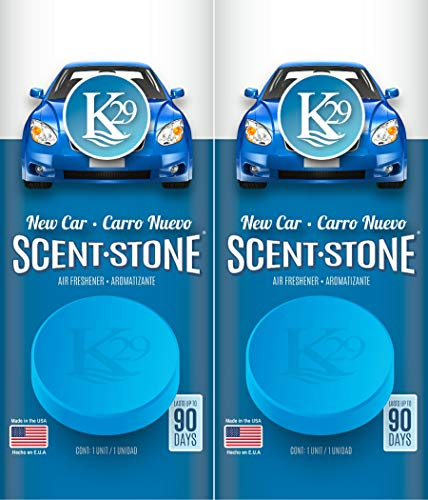 K29 Scents New Car Scent Stone (2Pack)