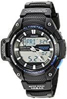 Casio Men's SGW-450H-1ACF Twin Sensor An...