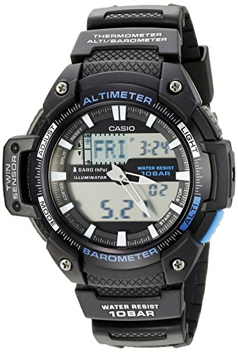 Casio SGW 450H 1ACF Sensor Analog Digital Display