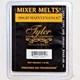 Beauty : 1 X High Maintenance Fragrance Scented Wax Mixer Melts by Tyler Candles