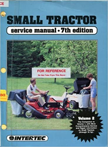 Small Tractor Service Manual//Stsw-7