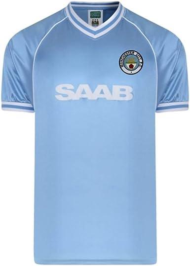 Manchester City 1982 Home Shirt