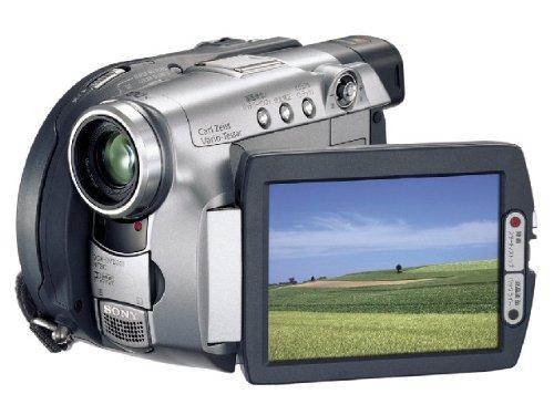 SONY ソニー DCR-DVD301 デジタルビデオカメラ DVD   B00061HV7S