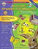 Building Spanish Vocabulary, Level 1, Cynthia Downs, 0887249183