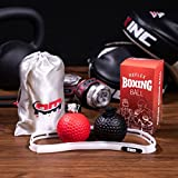 NMFIT Boxing Reflex Ball, Boxing Ball with