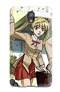 Galaxy Note 3 Case Cover Skin : Premium High Quality School Rumble Case
