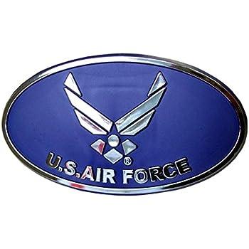 Amazon Us Air Force Symbol Logo Trailer Hitch Cover Automotive