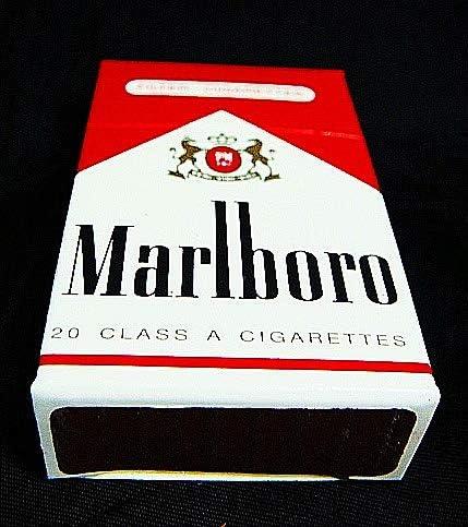 Vintage Marlboro box wood stick Matches