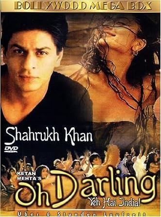 Bollywood Mega Box Oh Darling Bollywood Musik Clips Shahrukh