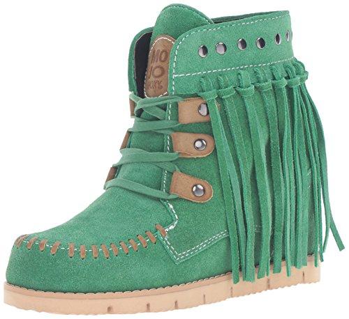 Moxy Women's Ankle Neverland Bootie Green Mojo TqCvO6q