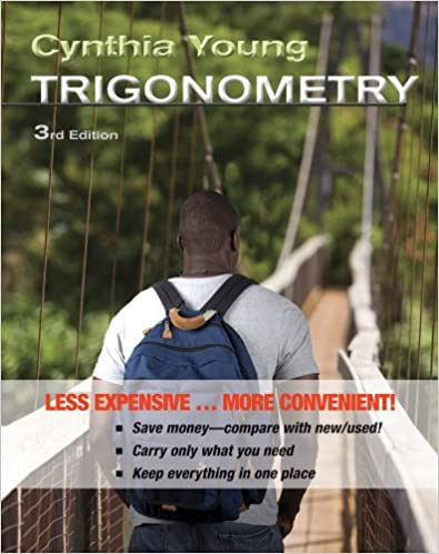 cynthia young algebra and trigonometry 3rd edition solutions