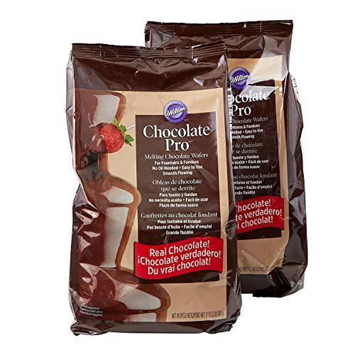 Wilton Chocolate Pro Fountain Fondue Chocolate