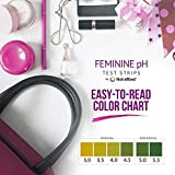 Nutrablast Feminine pH Test Strips 3.0-5.5