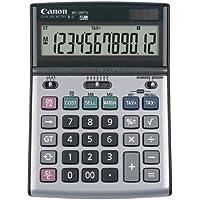 CNN8507A010 - CANON 8507A010 BS1200TS Solar Battery-Powered Calculator