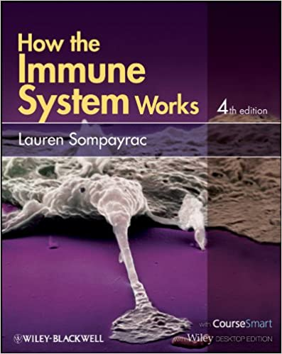How The Immune System Works Kindle Edition By Lauren M Sompayrac