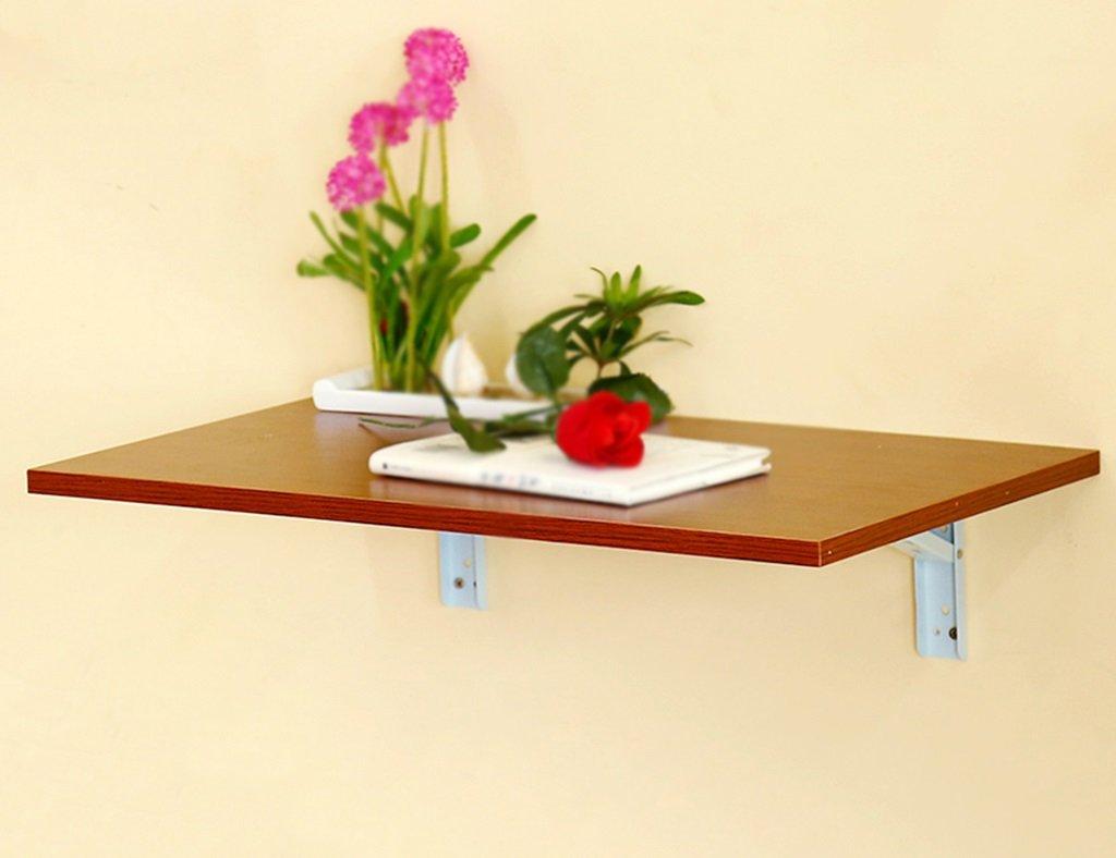 ホームアクセサリー 折り畳みテーブルデスクヨーロッパスタイルの壁テーブル折りたたみ式のテーブル壁サイズ (サイズ さいず : 110*30cm) B077ZDQ9TN 110*30cm 110*30cm
