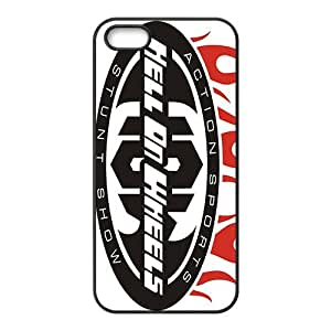 Cool-Benz racing logo race Hell on wheels Phone case for iPhone 4/4s