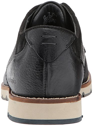 Hayes Briski Shoes Black Hush Puppies Men's nxTZwFC