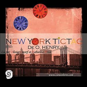 New York Tic Tac | Livre audio