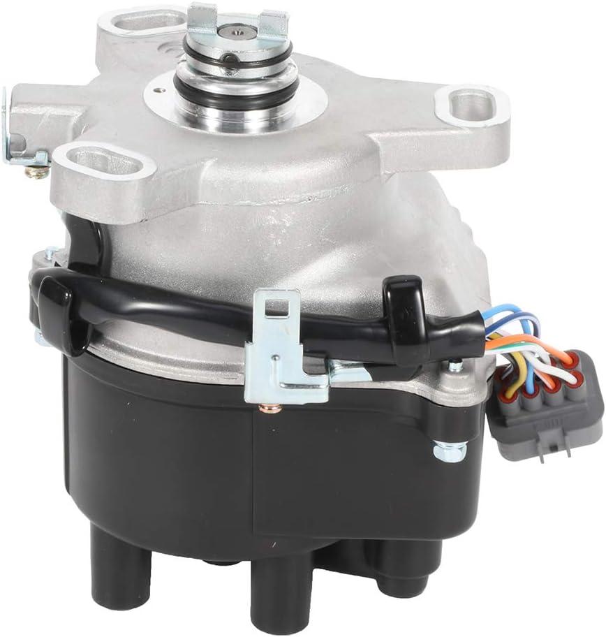 PARTS-DIYER Ignition Distributor w//Cap /& Rotor TD-80U TD80U TD-98U fit for 96-98 Honda Civic 1.6L SOHC Civic del Sol TEC D16Y7 D16Y 30100-P2E-A01 30100P2EA01