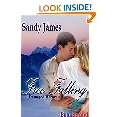 Free Falling [Damaged Heroes, Book 2] (BookStrand Publishing)