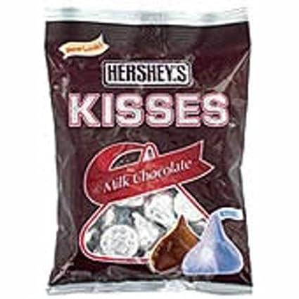 Hersheys Leche Besos De Chocolate 150g