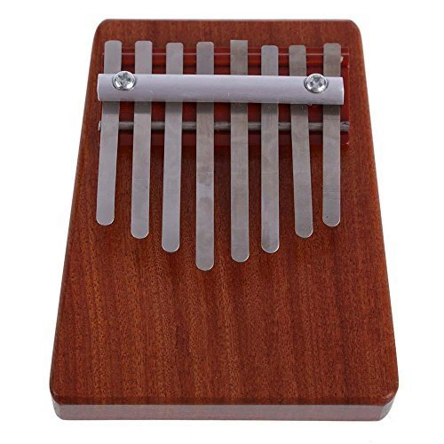 M Y Fly Young Thumb Piano Finger Piano Kalimba (8 Keys Rosewood)