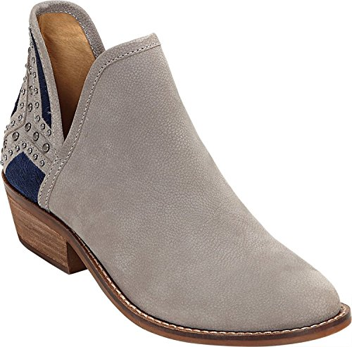 Lucky Brand Women's Kambry Bootie,Driftwood Embroidered Leather,US 11 M by Lucky Brand
