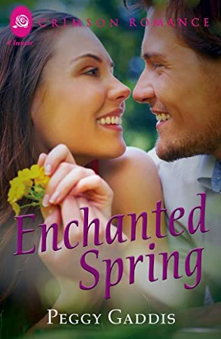 book cover of Enchanted Spring