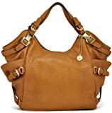 BIG BUDDHA Penn Hobo,Cognac,One Size, Bags Central