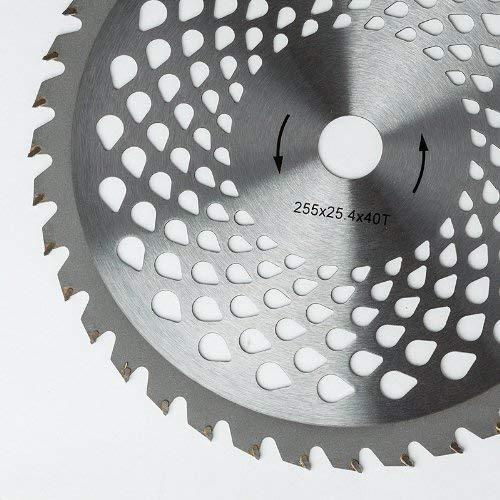 Sierra Circular, extraduro metal, con 40 dientes, para ...