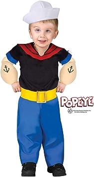 Horror-Shop niños pequeños Originales Disfraces Popeye L ...