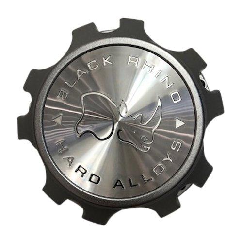 Black Rhino Wheels CAP M-787 SI-14 Silver Center Cap PCD5X127 CCBR5127S