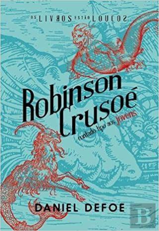 Robinson Crusoé Contado tipo aos jovens (Portuguese Edition): Daniel Defoe: 9789897022692: Amazon.com: Books