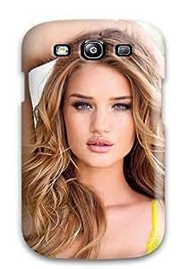 Cute High Quality Galaxy S3 Rosie Huntington Whiteley 8 Case