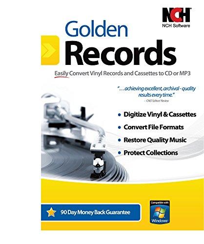 Powerful Vinyl and Cassette Converter