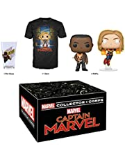 Funko Marvel Collector Corps: Captain Marvel - March 2019 Theme, Large