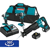 Makita Xt328M Lithium Ion Brushless Cordless Review