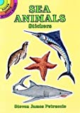 img - for Sea Animals Stickers (Dover Little Activity Books Stickers) book / textbook / text book