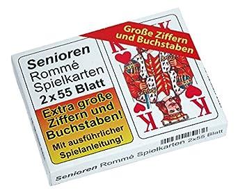 Senioren Juego de cartas Set - 1 x senioren Ginebra Y 2 x ...