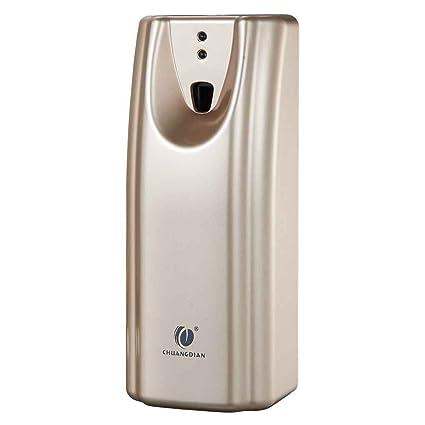 LUFA Dispensador automático del aerosol del ambientador de aire del envase de la fragancia del dispensador