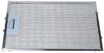 SERVI-HOGAR TARRACO® FILTRO CAMPANA EXTRACTORA TEKA DE70,DB70,DS70 290X320mm
