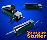 New MTN Restaurant Countertop Commercial Stainless Steel Sausage Stuffer-Choose (All-sausage-stuffer-5L horizontal)