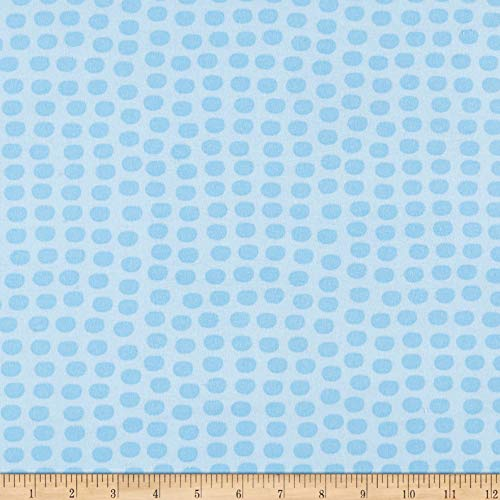 Robert Kaufman Goose Pond Flannel Spots Park Fabric Fabric by the Yard ()