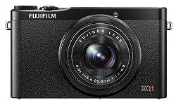 Fujifilm Xq1 12mp Digital Camera With 3.0-inch Lcd (Black)