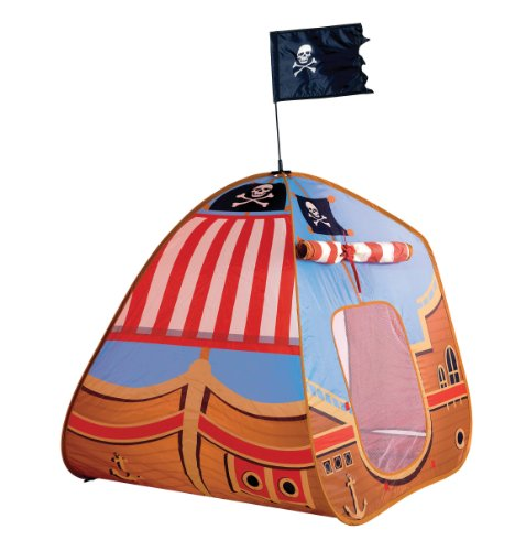 Pop Up Pirate Ship - The Pop Up Company Pirate Tent