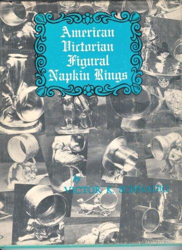 American Victorian Figural Napkin Rings